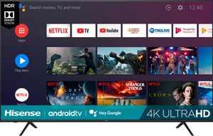 """Hisense - 75"""" Class H65 Series LED 4K UHD Smart Android TV"""