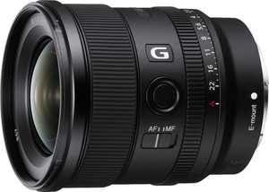 Sony - FE 20mm f/1.8 G Ultra Wide Angle Prime Lens for E-mount Cameras