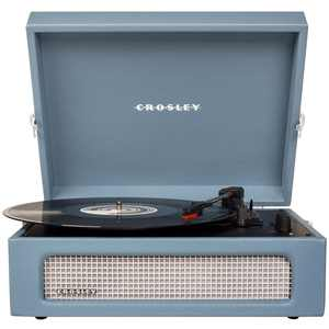 Crosley - Turntable - Washed Blue