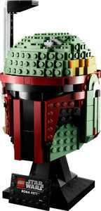 LEGO - Star Wars Boba Fett Helmet 75277