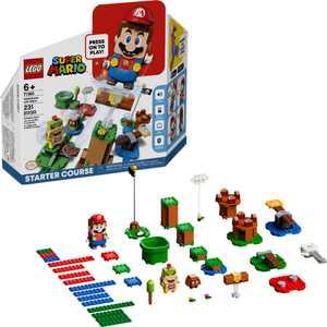 LEGO - Super Mario Adventures with Mario Starter Course 71360