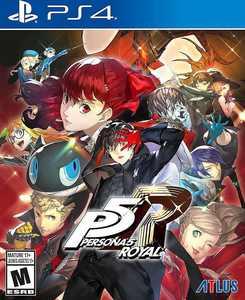 Persona 5 Royal Standard Edition - PlayStation 4, PlayStation 5