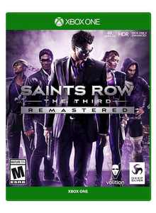 Saints Row: The Third Remastered - Xbox One