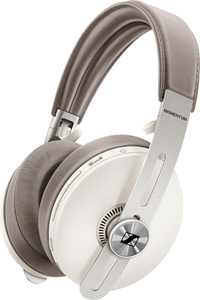Sennheiser - MOMENTUM Wireless Noise Canceling Over-the-Ear Headphones - Sandy White
