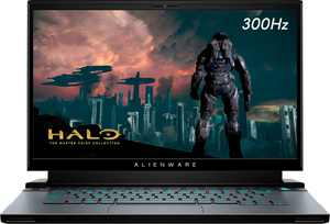 "Alienware - m15 R3 - 15.6"" Gaming Laptop - Intel Core i7 - 16GB Memory - NVIDIA GeForce RTX 2070 SUPER - 512GB SSD - RGB Keyboard - Dark Side Of The Moon"