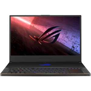 "ASUS - ROG Zephyrus S17 17.3"" Laptop - Intel Core i7 - 16GB Memory - NVIDIA GeForce RTX 2060 - 1TB SSD - Black"