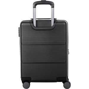 "Bugatti - Brussels 22"" Expandable Suitcase - Black"