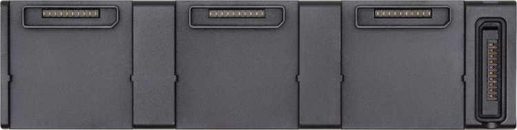 DJI - Mavic Air 2 Battery Charging Hub - Black