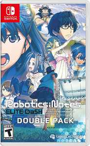 ROBOTICS;NOTES ELITE & DaSH Double Pack Standard Edition - Nintendo Switch