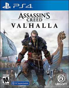 Assassin's Creed Valhalla Standard Edition - PlayStation 4, PlayStation 5