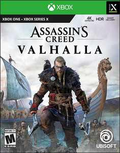 Assassin's Creed Valhalla Standard Edition - Xbox One, Xbox Series X