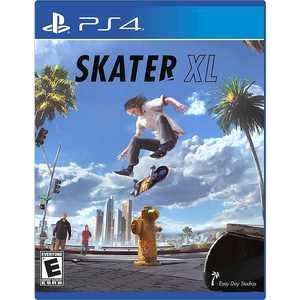 Skater XL - PlayStation 4, PlayStation 5