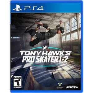 Tony Hawk's Pro Skater 1 + 2 Standard Edition - PlayStation 4, PlayStation 5
