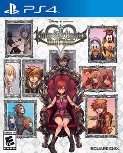 Kingdom Hearts Melody of Memory - PlayStation 4, PlayStation 5