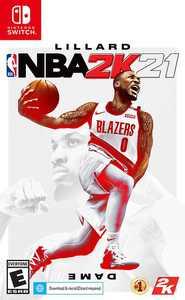 NBA 2K21 Standard Edition - Nintendo Switch