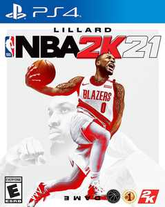 NBA 2K21 Standard Edition - PlayStation 4