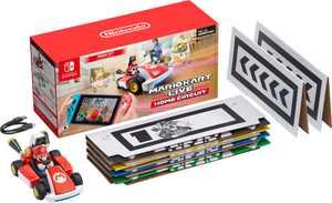 Mario Kart Live: Home Circuit - Mario Set Mario Edition - Nintendo Switch, Nintendo Switch Lite