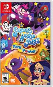 DC Super Hero Girls: Teen Power - Nintendo Switch, Nintendo Switch Lite