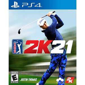 PGA Tour 2K21 Standard Edition - PlayStation 4, PlayStation 5