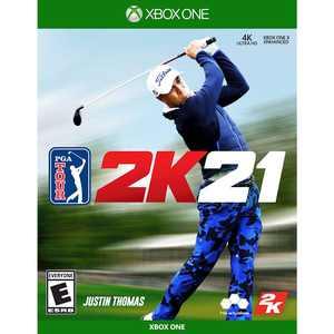 PGA Tour 2K21 Standard Edition - Xbox One