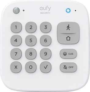 Eufy - Home Security Keypad - White