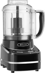 Bella - 3-Cup Mini Chopper - Black