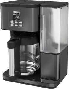 Bella Pro Series - 18-Cup  Coffee Maker - Black Stainless Steel
