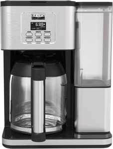 Bella Pro Series - 18-Cup  Coffee Maker - Stainless Steel