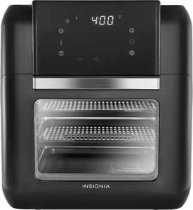 Insignia - 10 Qt. Digital Air Fryer Oven - Black