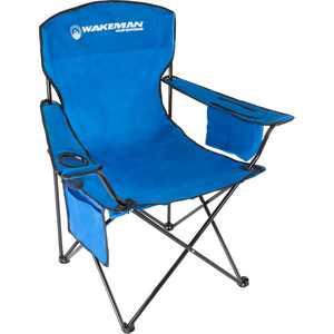Wakeman - Oversized Camp Chair - Blue