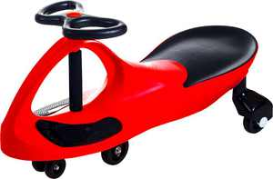 Lil Rider - Ride-On Wiggle Car - Red