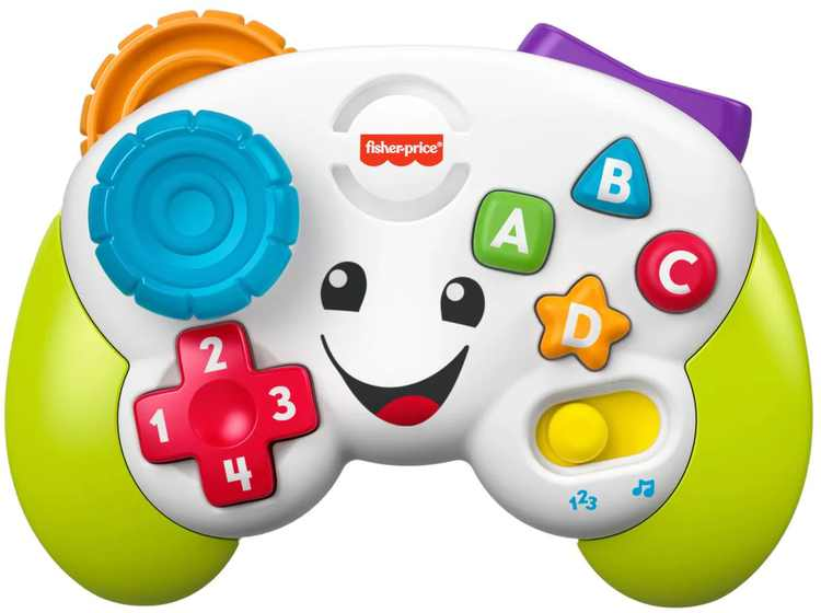 Fisher-Price - Laugh & Learn Game & Learn Controller - multi