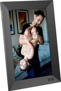 Nixplay - Smart Photo Frame 10.1-inch - Black