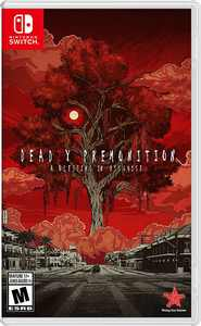 Deadly Premonition 2: A Blessing in Disguise - Nintendo Switch, Nintendo Switch Lite