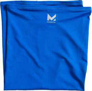 Mission - Cooling Neck Gaiter - Cobalt Blue