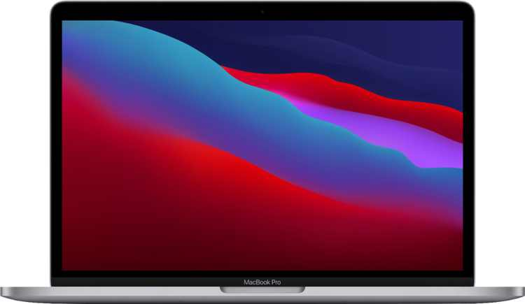 "MacBook Pro 13.3"" Laptop - Apple M1 chip - 8GB Memory - 256GB SSD (Latest Model) - Space Gray"