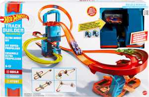 Hot Wheels - Track Builder Unlimited Ultra Boost Kit, track set