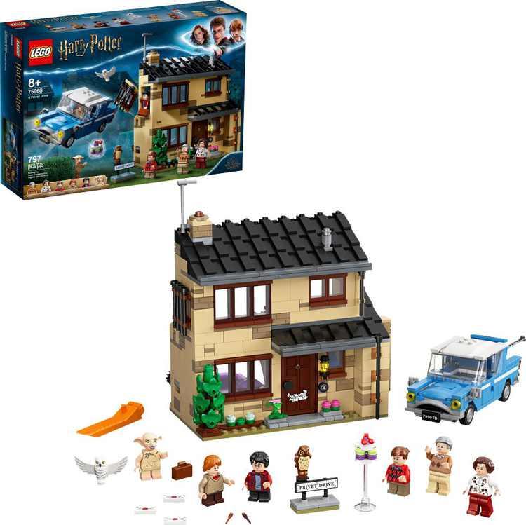 LEGO - Harry Potter TM 4 Privet Drive 75968