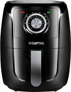 Gourmia - 5qt Analog Air Fryer - Black