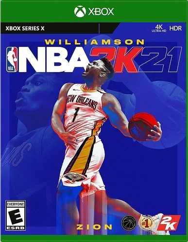 NBA 2K21 Standard Edition - Xbox Series X
