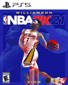 NBA 2K21 Standard Edition - PlayStation 5