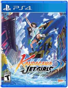 Kandagawa Jet Girls-Racing Hearts Edition - PlayStation 4, PlayStation 5