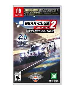 Gear.Club 2 Unlimited Edition - Nintendo Switch