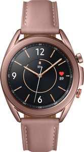 Samsung - Galaxy Watch3 Smartwatch 41mm Stainless LTE - Mystic Bronze