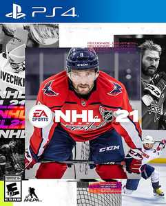 NHL 21 Standard Edition - PlayStation 4, PlayStation 5