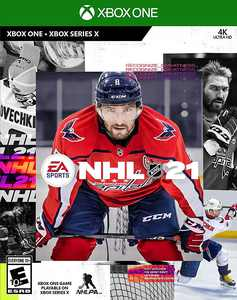 NHL 21 Standard Edition - Xbox One
