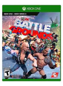 WWE 2K Battlegrounds Standard Edition - Xbox One