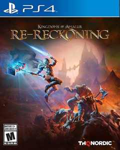 Kingdoms of Amalur Re-Reckoning - PlayStation 4, PlayStation 5