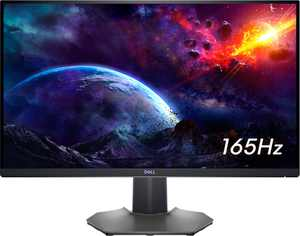"Dell - S2721DGF 27"" Gaming IPS QHD FreeSync and G-SYNC compatible monitor with HDR (DisplayPort, HDMI)"
