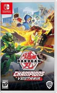 Bakugan: Champions of Vestroia Standard Edition - Nintendo Switch, Nintendo Switch Lite